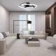 Ventilador de techo NEPAL negro DC LED CCT Mantra