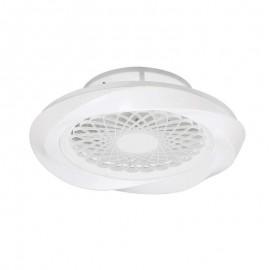 Ventilador de techo BOREAL blanco DC LED CCT MANTRA
