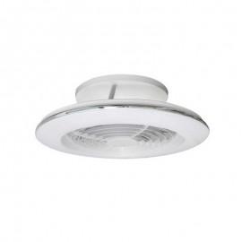 Ventilador de techo ALISIO MINI blanco DC LED CCT MANTRA