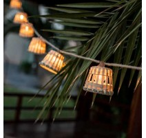 Guirnalda decorativa AURORA solar de Newgarden