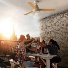 Ventilador de techo MIST de Sulion con nebulizador