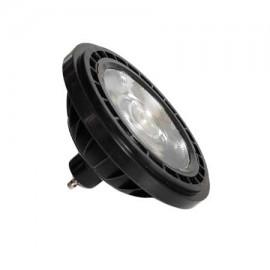 Bombilla led 15W AR111 GU10 1500Lm Negra