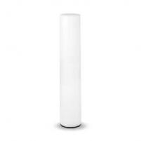 Lámpara de pie led Newgarden Fity 100 10W batería recargable blanca.