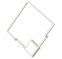 Aplique led Mantra Boutique 7668 25W blanco