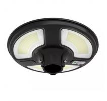 Luz solar led V-tac 5150 7,5W negro