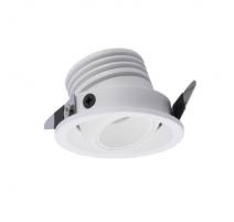 Mini downlight led Mantra Neptuno 7451 3W blanco