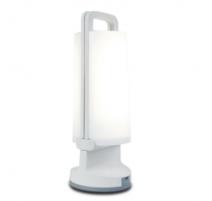 Lámpara solar portátil Lutec Dragonfly 1.2W blanco
