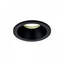 Aplique de techo led empotrable Mantra Comfort IP 6811 negro