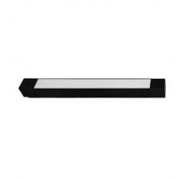 Foco de carril led monofásico 643T17 28W negro