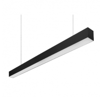 Lineal led 250617 24W negro