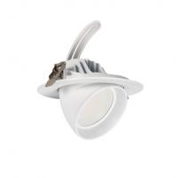 Foco proyector led direccionable circular 38W Samsung