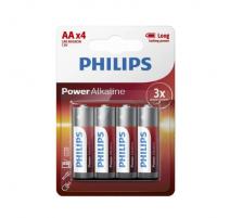 Pila alkalina Philips LR6 (AA)