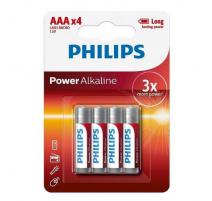Pila alkalina Philips LR03 (AAA)