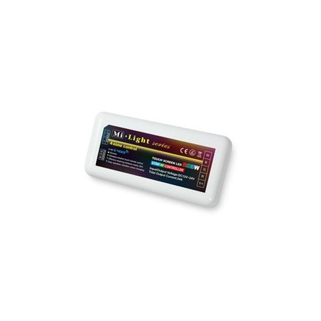 CONTROLADOR  PARA TIRA DE LED RGB WIFI 4 ZONAS