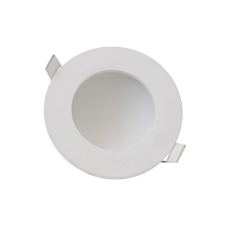DOWNLIGHT REDONDO BLANCO 8W