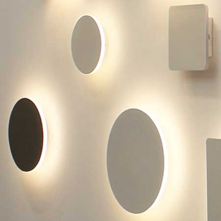 Plafón/Bañador de pared de led de 8W para pared